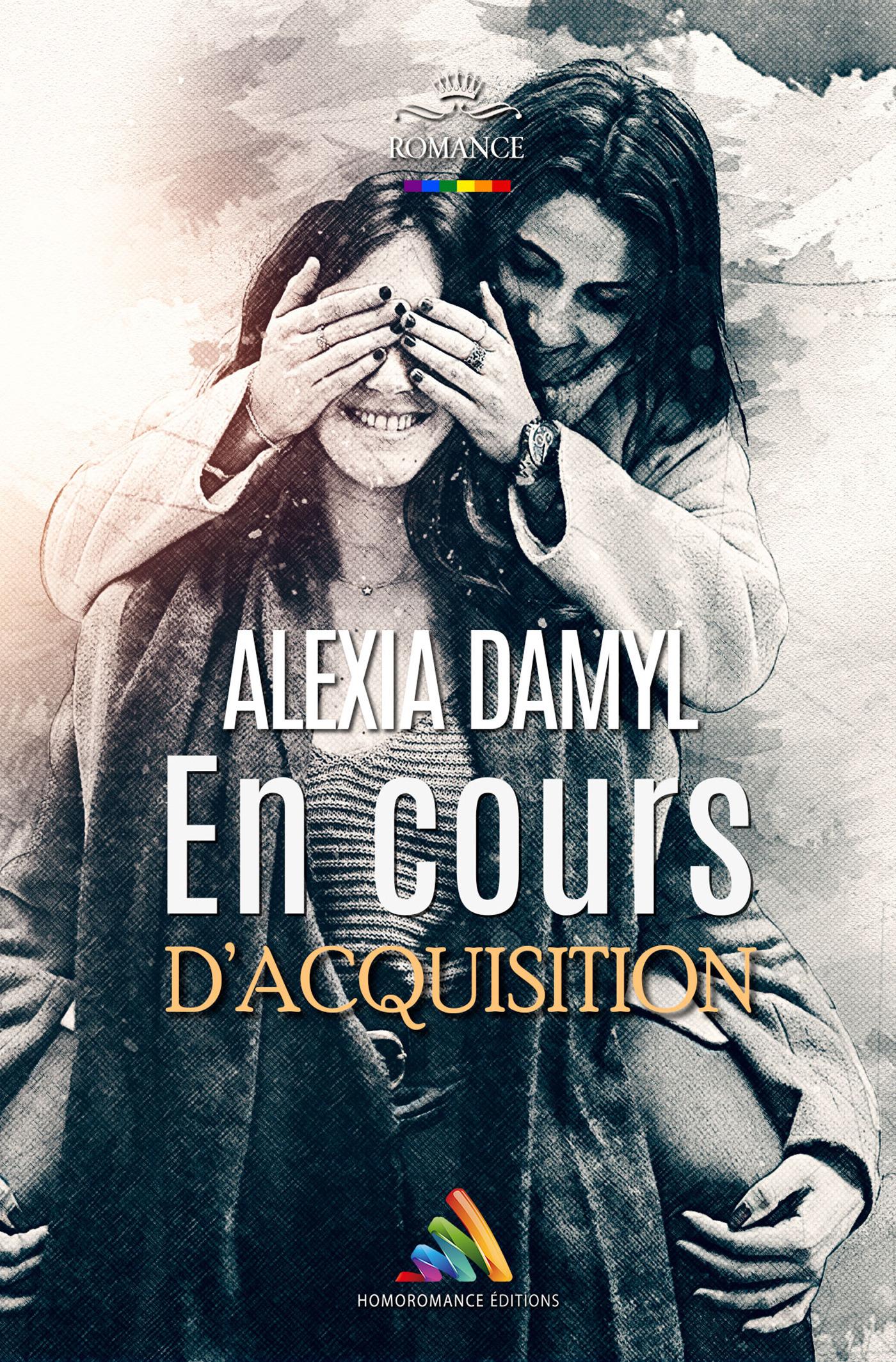 En cours d´acquisition  - Alexia d  - Alexia Damyl