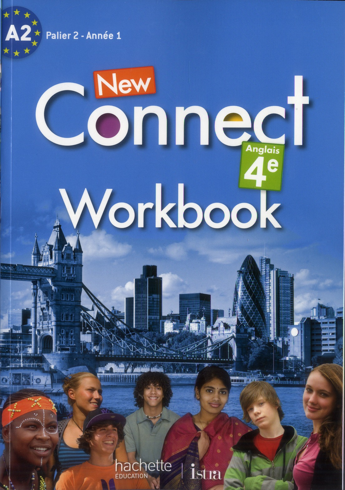 New Connect; Anglais ; 4eme ; Annee 1 Palier 2 ; Workbook