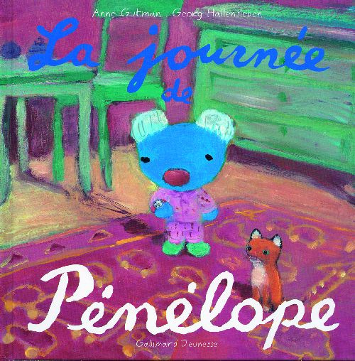 La journée de Pénélope
