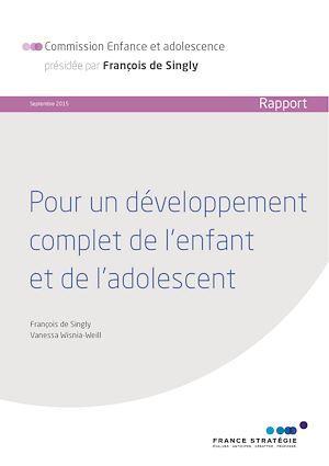 Pour un développement complet de l'enfant et de l'adolescent