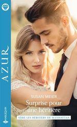 Vente EBooks : Surprise pour une héritière  - Susan Meier