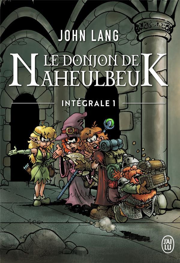 Le donjon de Naheulbeuk ; Intégrale vol.1