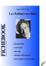 Vente Livre Numérique : Fiche de lecture Les Enfants terribles  - Jean Cocteau