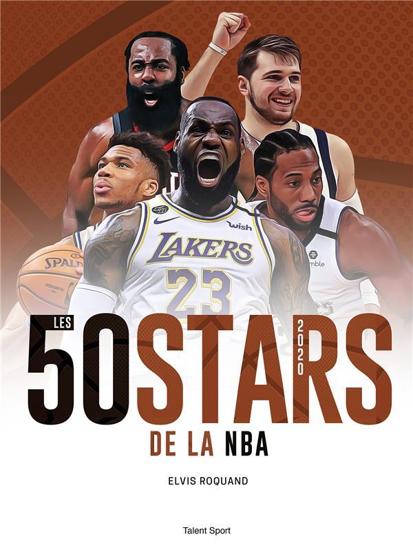 Les 50 stars de la NBA (édition 2020)