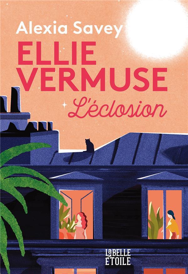 Ellie Vermuse sur le chemin de l'éclosion