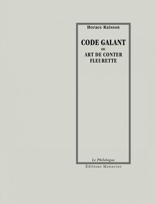 Code galant