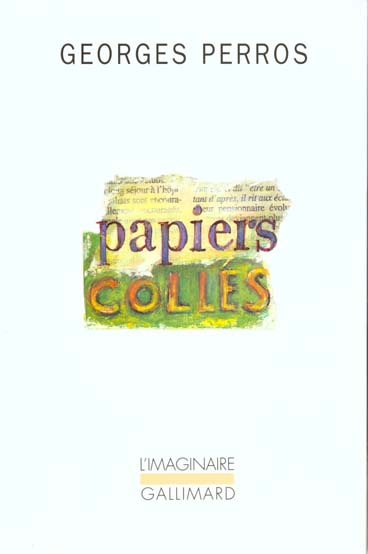 Papiers colles (tome 3)