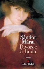 Couverture de Divorce a buda