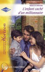 Vente Livre Numérique : L'enfant caché d'un millionnaire (Harlequin Horizon)  - Rebecca Winters