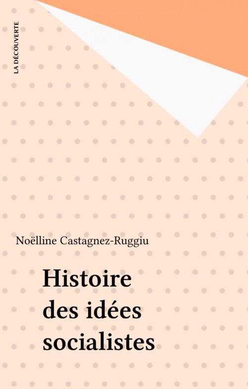 Histoire des idees socialistes