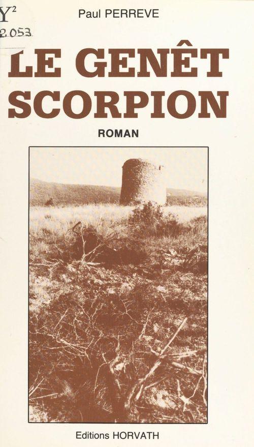 Le genêt scorpion