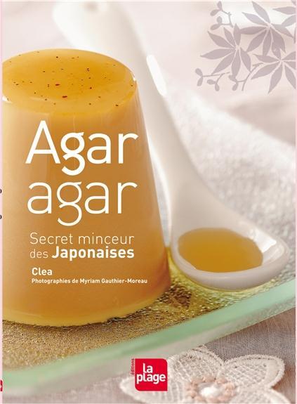 Agar agar ; secret minceur des japonaises