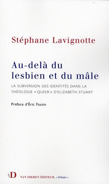 Au delà du lesbien et du mâle