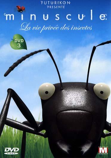 Minuscule (La vie privée des insectes) - DVD 3