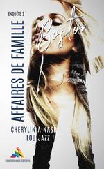 Vente Livre Numérique : Boston : Affaires de famille - Enquête 2  - Lou Jazz - Cherylin A.Nash
