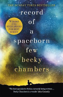 RECORD OF A SPACEBORN FEW - WAYFARERS 3