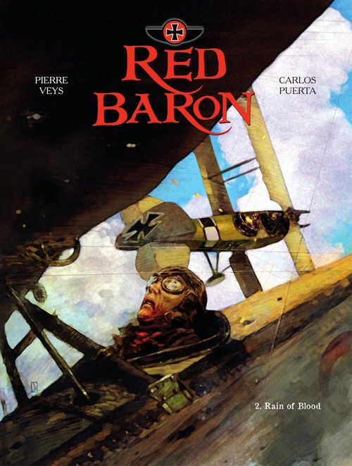 Red Baron - Volume 2 - Rain of Blood