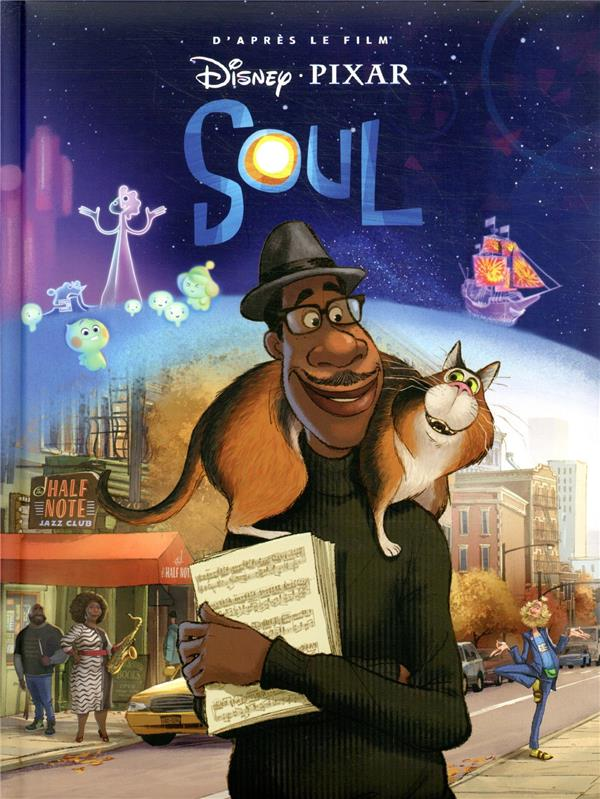 Soul ; l'histoire du film