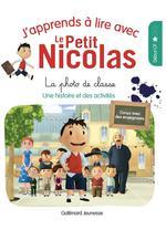 J'apprends à lire avec Le Petit Nicolas T.2 ; la photo de classe