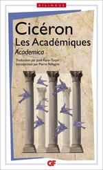 Vente EBooks : Les Académiques / Academica - édition bilingue  - CICERON