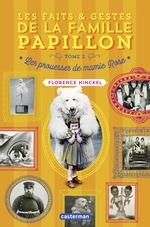 Vente EBooks : Les faits et gestes de la famille Papillon (Tome 2) - Les prouesses de mamie Rose  - Florence HINCKEL