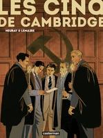 Les Cinq de Cambridge (L'intégrale)  - Lemaire/Neuray - Valérie Lemaire