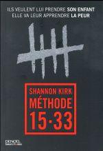 Couverture de Méthode 15-33