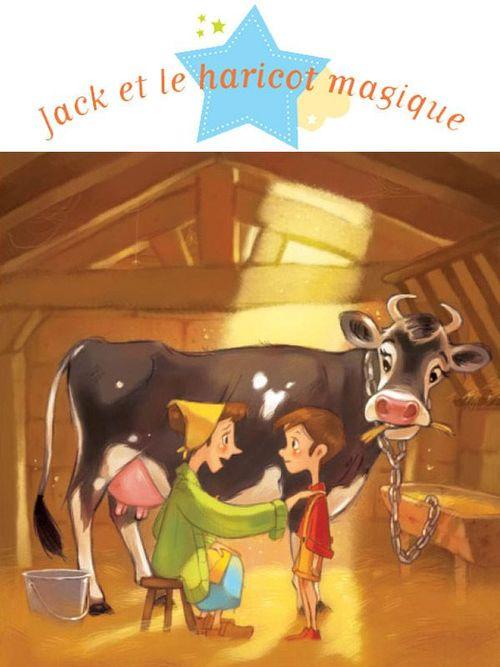 Vente EBooks : Jack et le haricot magique  - Christelle Chatel