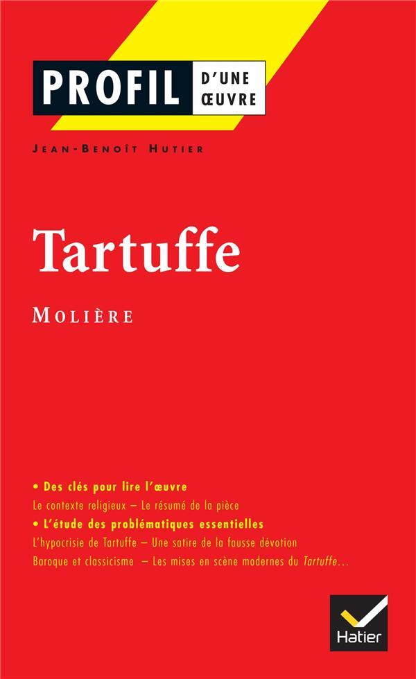 Tartuffe, De Moliere
