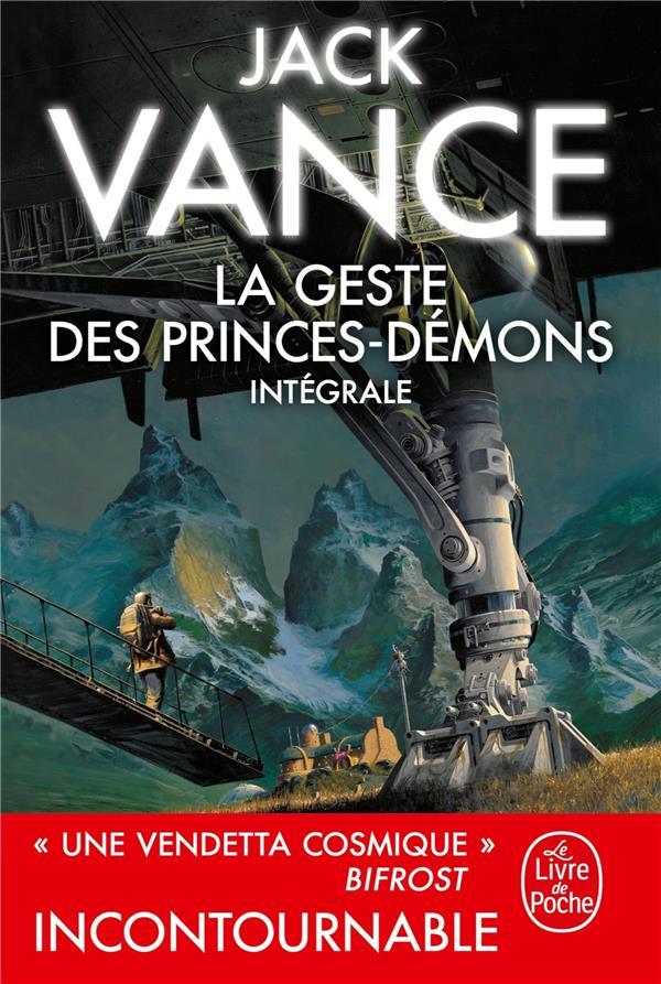 La geste des princes démons ; INTEGRALE T.1 A T.5