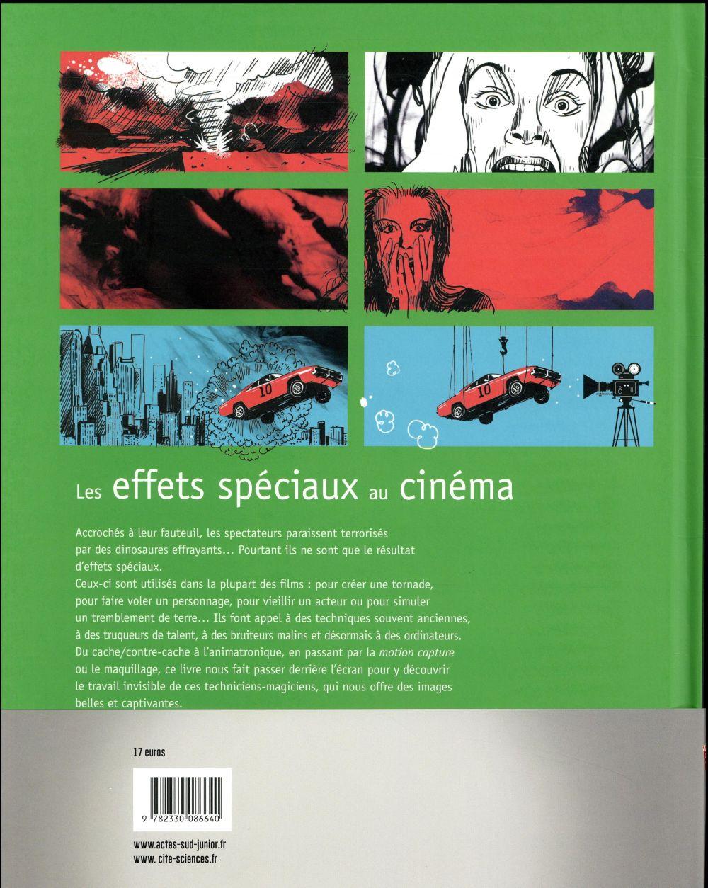 Derrière l'écran ; les effets spéciaux au cinéma
