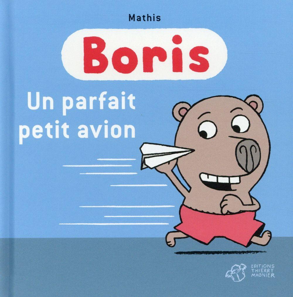 BORIS, UN PARFAIT PETIT AVION !