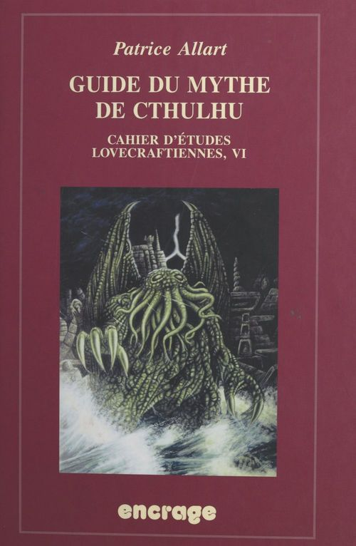 Guide du mythe de Cthulhu