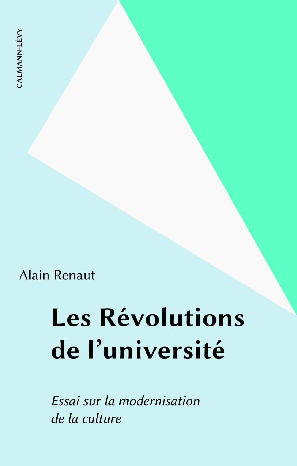 La revolution universitaire