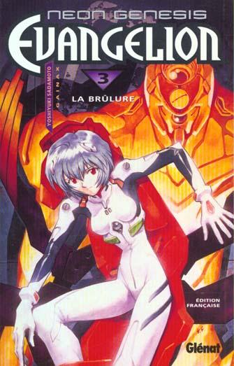 Neon-Genesis Evangelion - Tome 03