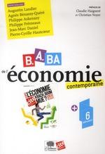 Couverture de B.a. ba de l'économie ; 12 fresques dépliantes pour enfin comprendre notre monde