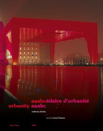 Aaabcedaire d'urbanite - aaabc of urbanity