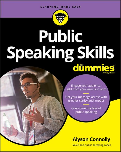 Public Speaking Skills For Dummies