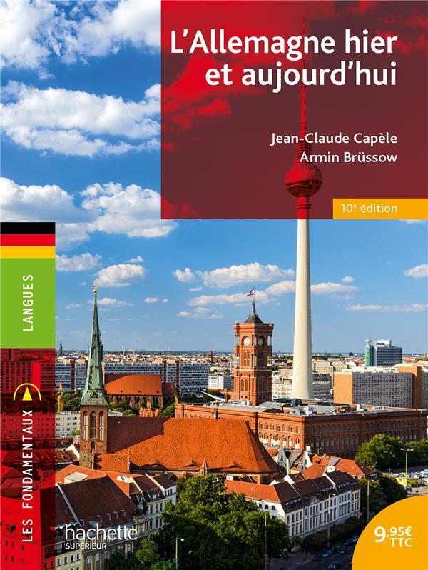 L'Allemagne hier et aujourd'hui (10e édition)