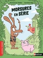 Vente EBooks : Morsures en série - Roman Humour- De 7 à 11 ans  - Emmanuel Trédez