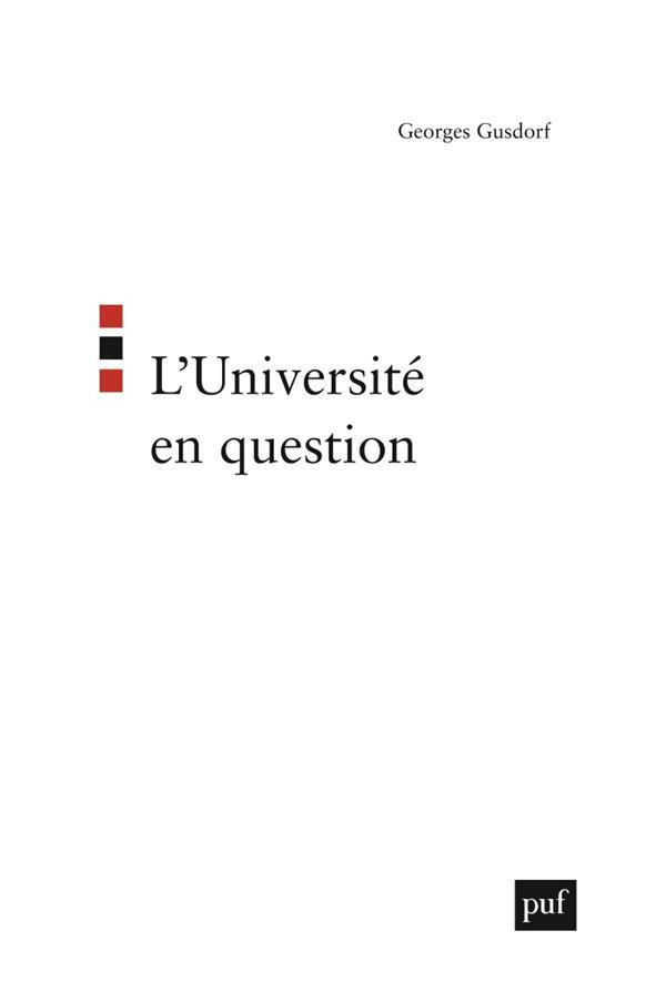 l'université en question