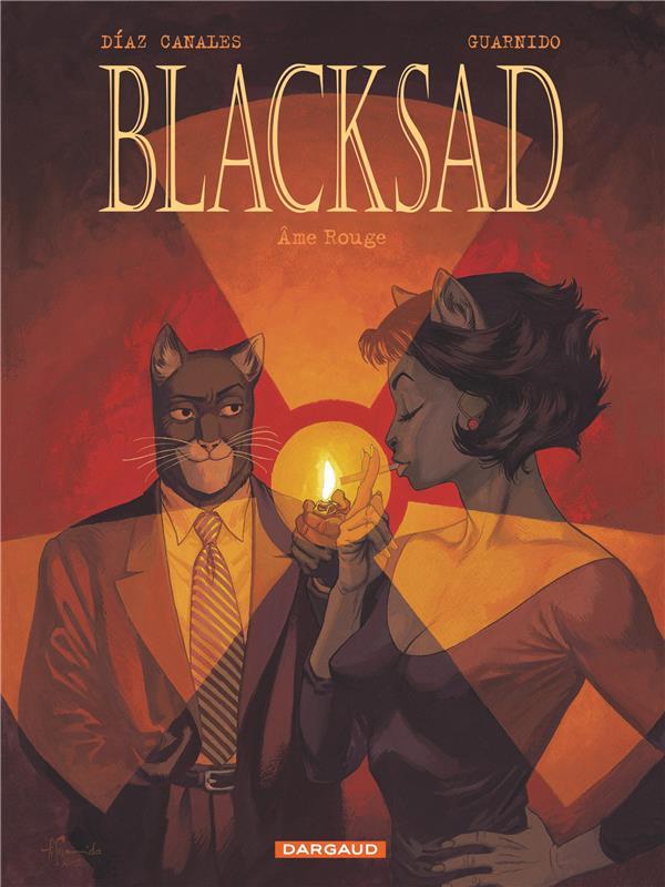 BLACKSAD  -  BLACKSAD T.3  -  AME ROUGE