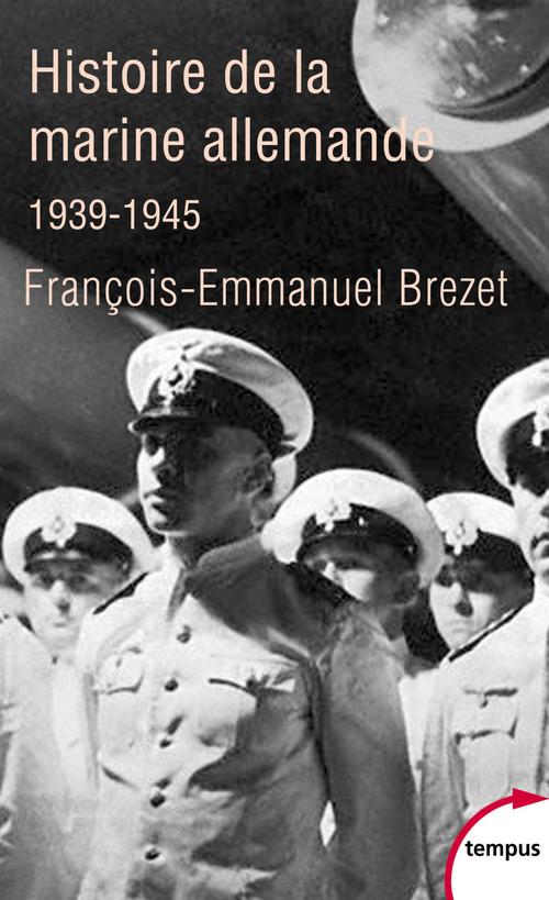 Histoire de la marine allemande ; 1939-1945