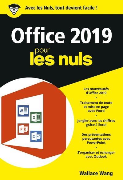Office 2019 poche pour les nuls