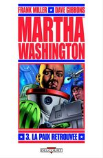 Vente EBooks : Martha Washington T03  - Frank Miller