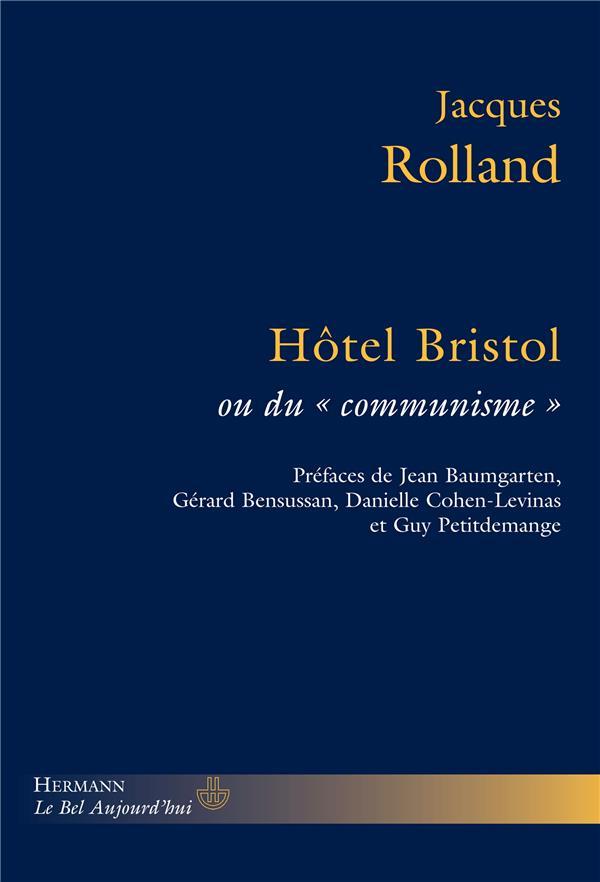 Hotel Bristol ou du