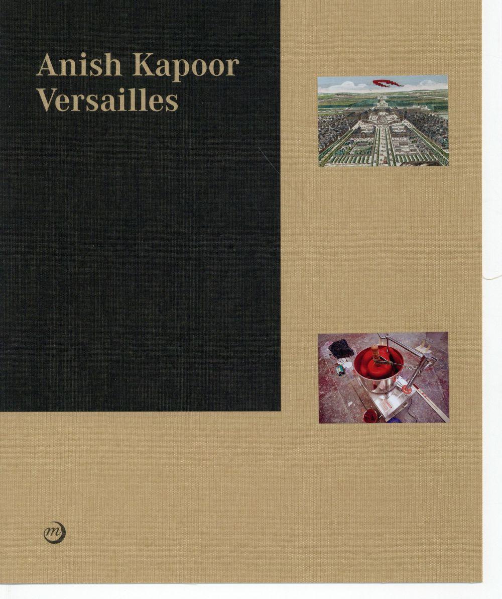 ANISH KAPOOR A VERSAILLES
