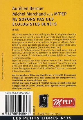 Ne soyons pas des écologistes benêts ; pour un protectionnisme écologique et social