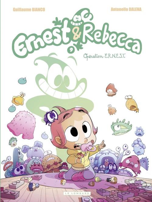 Ernest & Rebecca - tome 9 - Opération E.R.N.E.S.T.