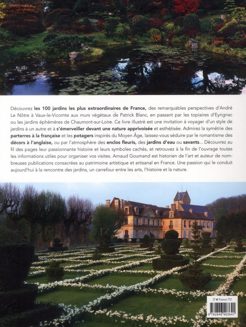 Jardins extraordinaires de France (édition 2012)